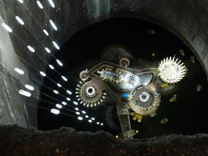 turda-salt-mines