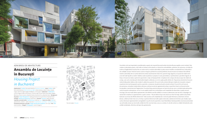 HousingProjectBucharest
