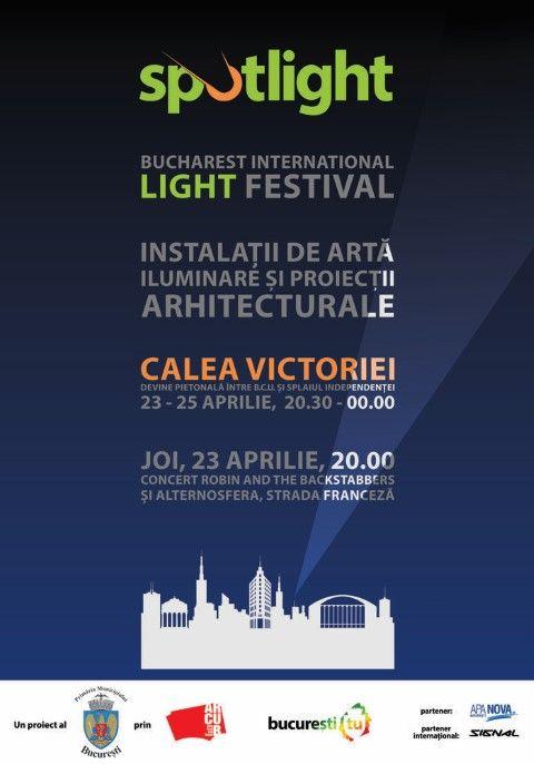 Bucharest Light