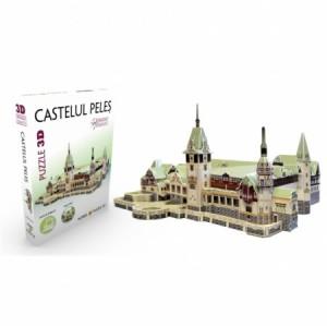 castelul-peles-3d
