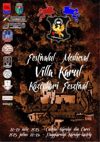 Festivalul Medieval Villa Karul