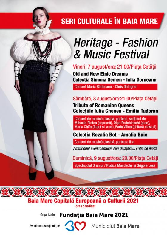 Heritage - Fashion & Music Festival