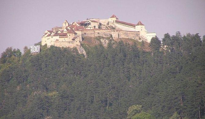 Rasnov-Fortress