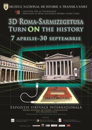 3D Roma – Sarmizegetusa